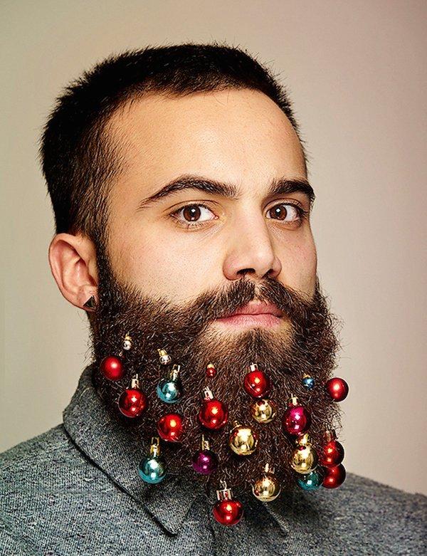Beard Baubles. En ny trend förra julen, som blev en viral-hit av precis rätt anledningar.