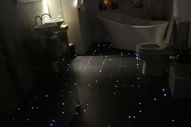 led lampor stjärnhimmel