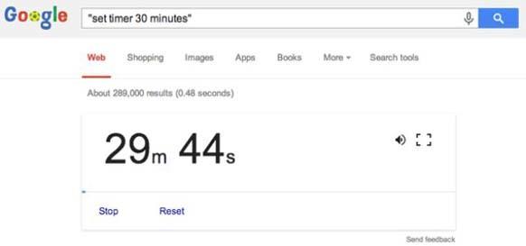 Visste du att Google kan välta? Här är 12 Googletricks du kanske inte visste om.
