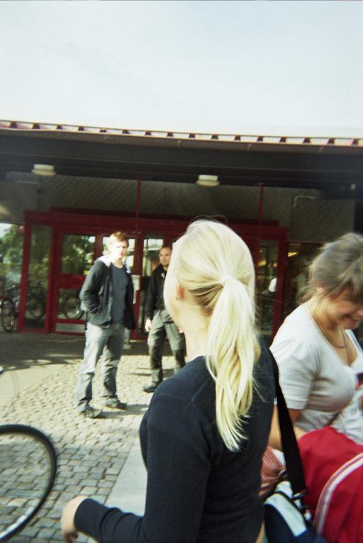 Främlingars foton i Linköping 09